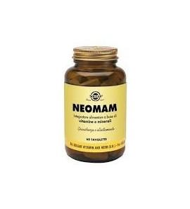 Solgar multivitaminico Neomam 60 tav