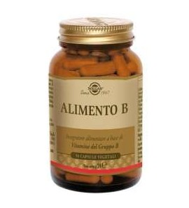 Solgar integratore vitamina B 50cps
