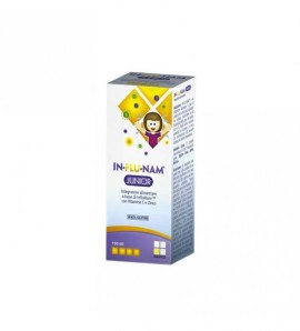 Influnam Junior difese immunitarie bambini 150ml