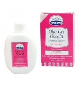 Euphidra olio gel doccia 200ml