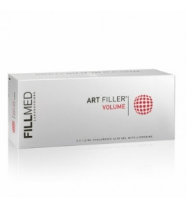 Fillmed Filorga - Art Filler Volume