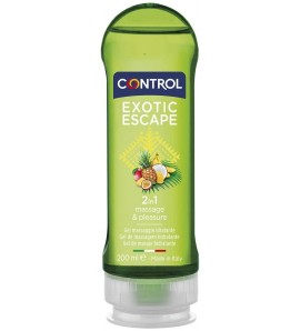 Control gel 2in1 Exotic Escape